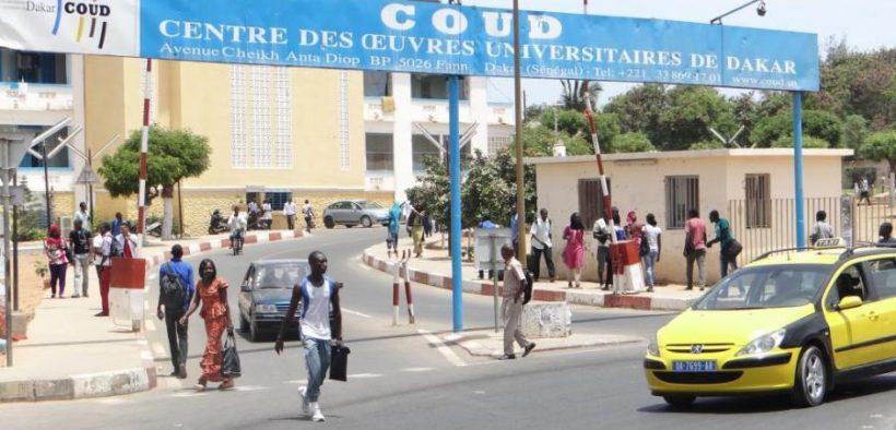 Entr%C3%A9e Coud Ucad 1 Université Cheikh Anta Diop de Dakar : Des étudiants font le procès de la violence en 2021